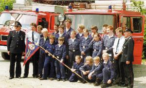 25 Jahre JF-Gehrden 1990