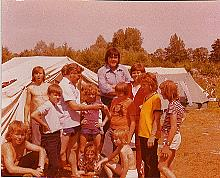 Zeltlager 1975