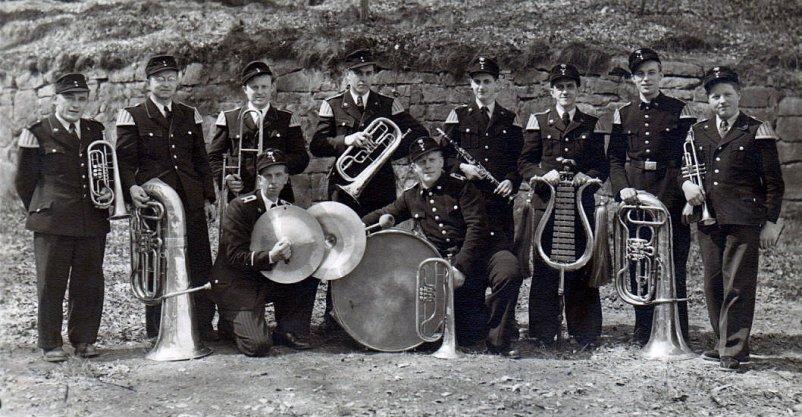 Foto von 1954