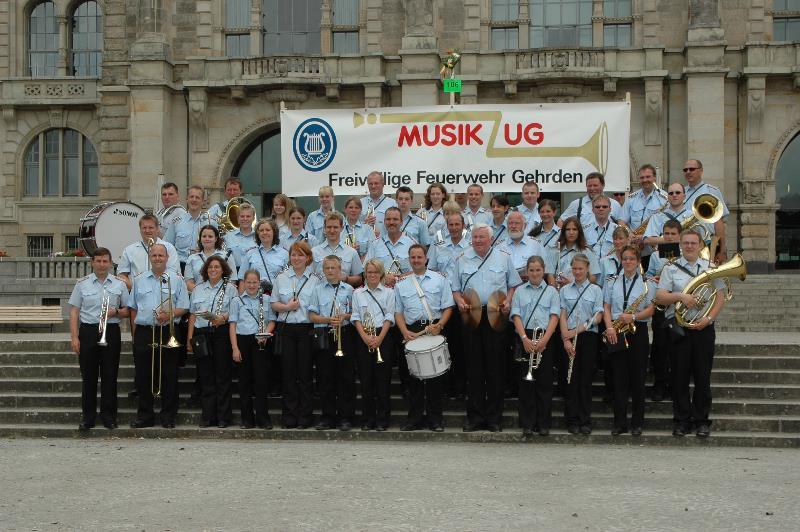 Musikzug 2005