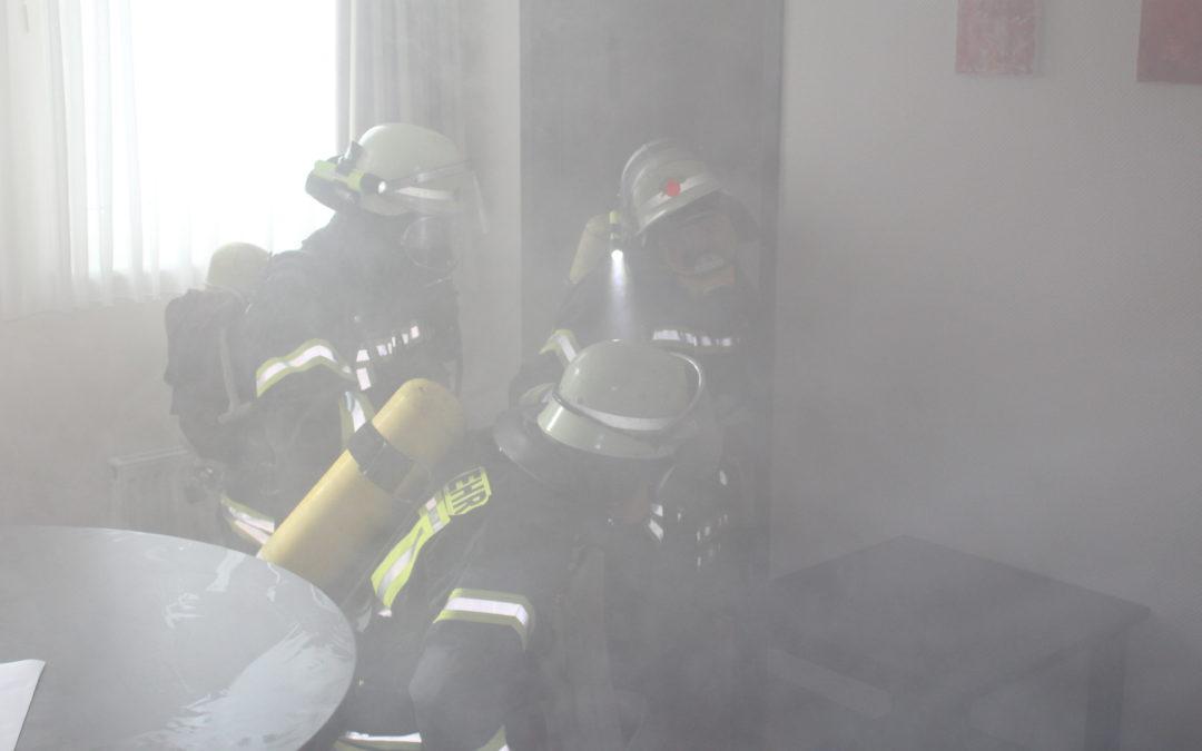 HOTdays 2018 – Feuerwehr trainiert unter realen Brandbedingungen