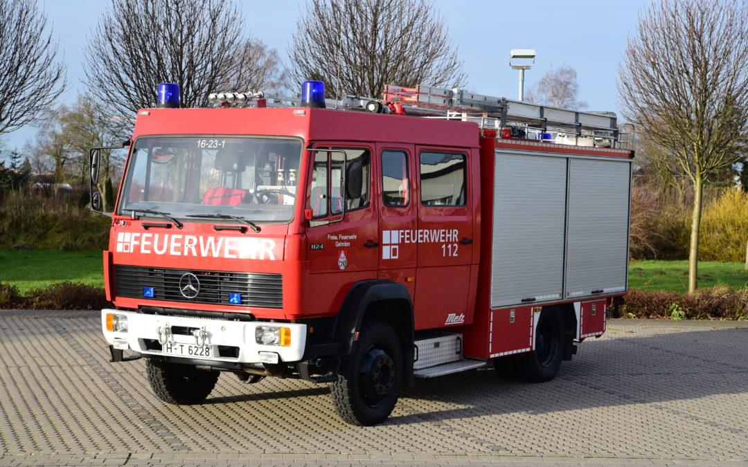 Tanklöschfahrzeug 16/25 (TLF16/25)