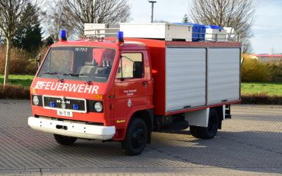 Gerätewagen Umweltschutz (GW-U)