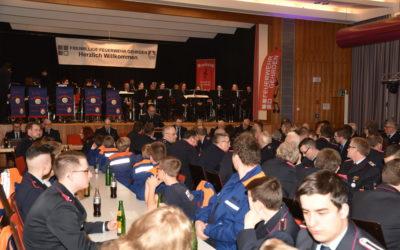 Generalversammlung der Schwerpunktfeuerwehr Gehrden