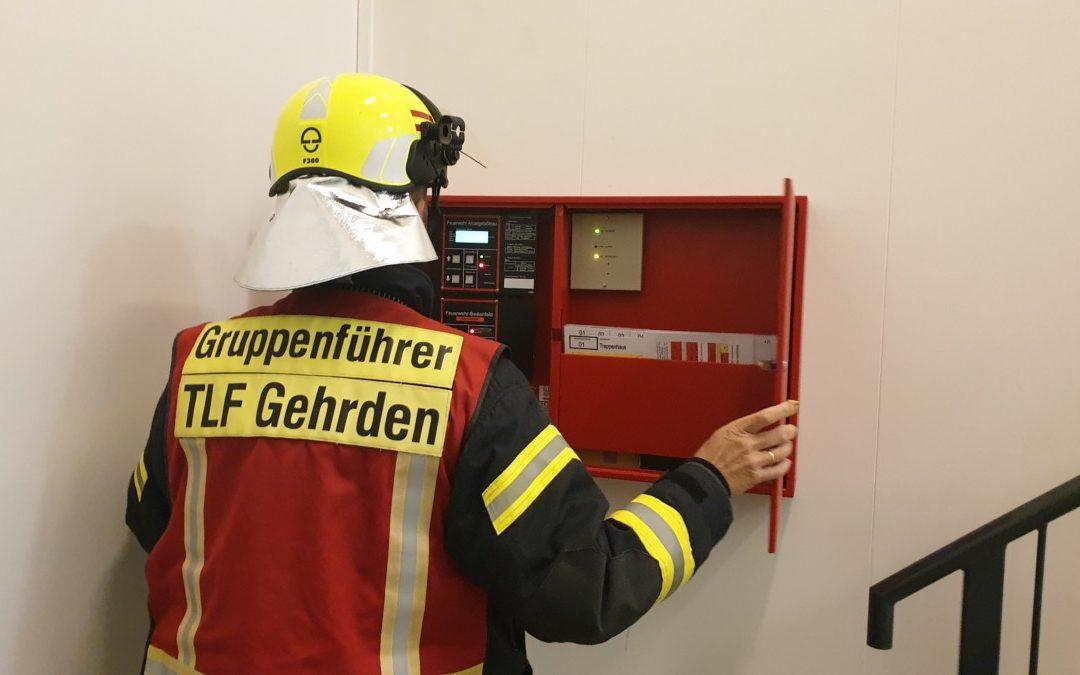 Feuer – ausgelöste Brandmeldeanlage