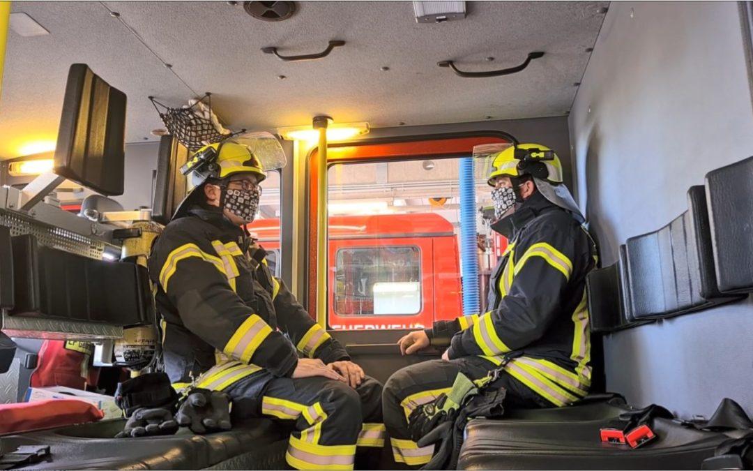 """""""Corona-Pandemie"""" – Feuerwehr Gehrden reagiert auf veränderte Bedingungen"""