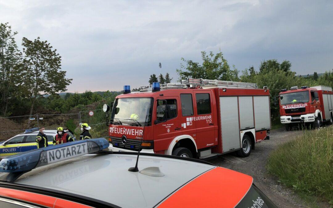 Hilfeleistung – Menschenrettung/Unterstützung Rettungsdienst